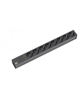 Bachmann power strip 19 '' 1U 333.534 - 8x socket outlets