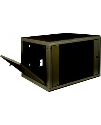 Digitus 19  wall 420x600x450mm - black - RAL9005