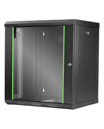 Digitus 19  wall 643x600x450mm - black 12HE - RAL9005