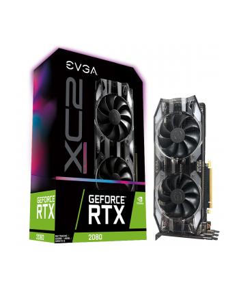 EVGA GeForce RTX 2080 XC2 ULTRA GAMING, 8GB GDDR6, iCX2 & RGB LED