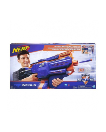 NERF N-Strike Elite Infinus E0438 p2 HASBRO