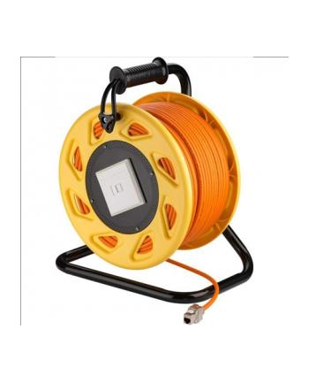 goobay Patch cable SFTP m.Cat 7 orange 50,0m
