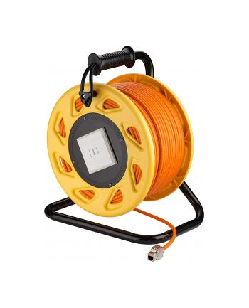 goobay Patch cable SFTP m.Cat 7 orange 90,0m