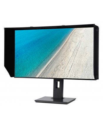 Acer ProDesigner PE270K - 27 - LED Monitor - Black, HDR, UHD, HDMI, DisplayPort