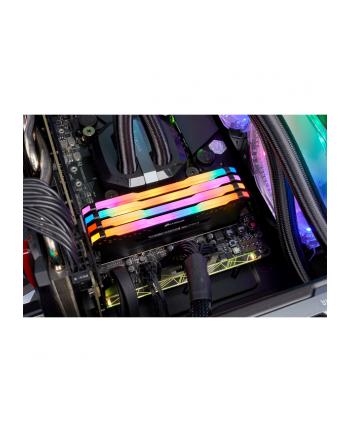 Corsair DDR4 32 GB 4000-CL19 - Quad-Kit - Vengeance RGB PRO Black