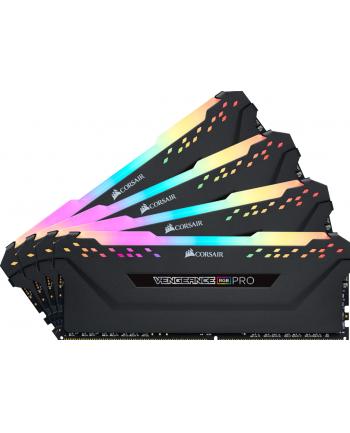 Corsair DDR4 64 GB 3200-CL16 - Quad-Kit - Vengeance RGB PRO Black