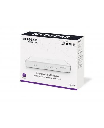 Netgear Insight Instant VPN Router BR500
