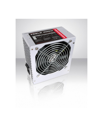 Zasilacz, Modecom ATX Feel 2, 400W, FAN 120mm