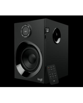 Logitech® Z607 5.1 Surround Sound Speaker System with Bluetooth, Black