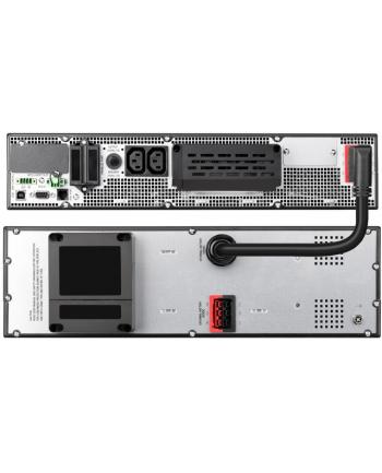 UPS On-Line Power Walker 6000VA RTG PF1 2X IEC C13 OUT + TERMINAL, RACK 19''+ B