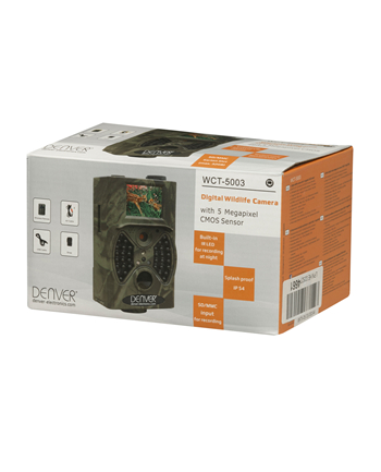 Denver Digital wildlife camera with 5 Mpx