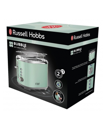 Toster Russell Hobbs 25080-56 Bubble | soft green