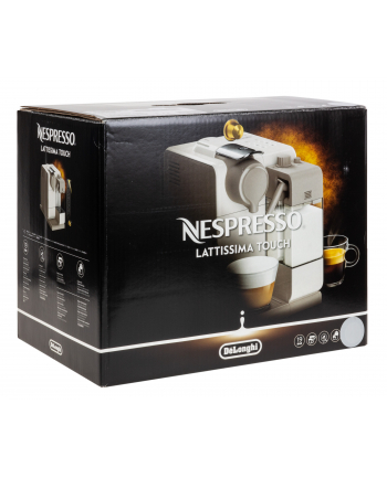 Ekspres do kawy Delonghi Lattissima Touch EN560.S