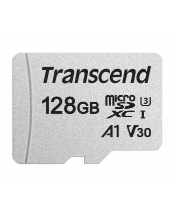 Memory card Transcend microSDHC USD300S 128GB CL10 UHS-I U3 Up to 95MB/S