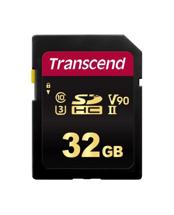 Memory card Transcend microSDHC 700S 32GB CL10 UHS-II U3