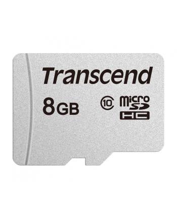 Memory card Transcend microSDHC SDC300S 8GB