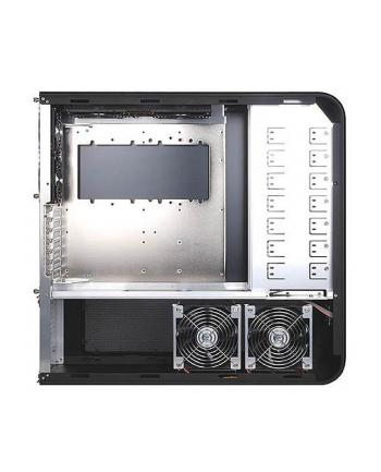 Silverstone Obudowa Gaming SST-TJ07B-W USB3 Temjin Big Tower EATX, czarna