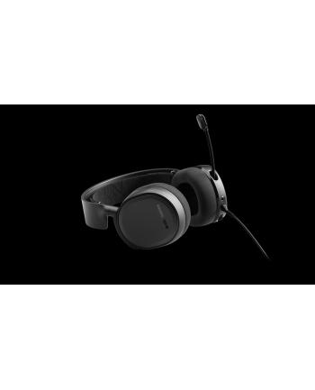 Steel Series SteelSeries Słuchawki Arctis 3 (Edycja 2019) Czarne
