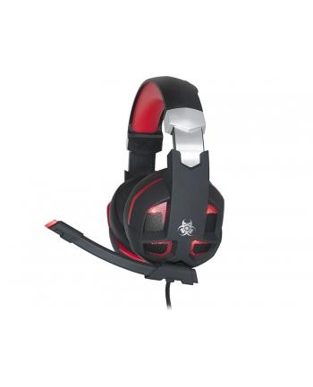 Słuchawki TRACER GAMEZONE Striker 2.0 Red USB
