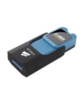 Corsair USB Flash Voyager Slider X2 256GB USB 3.0, Read 200MBs - Write 90MBs