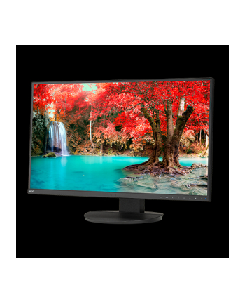Monitor NEC EA271Q 27inch, panel IPS, 2560x1440 QHD, DP/HDMI/DVI, czarny