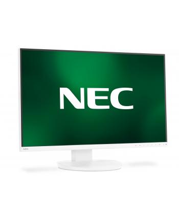 Monitor NEC EA271Q 27inch, panel IPS, 2560x1440 QHD, DP/HDMI/DVI, biały