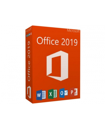 microsoft Office Home and Business 2019 Hungarian EuroZone Medialess