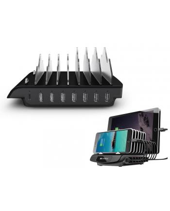 Sandberg Stacja ładująca Multi USB