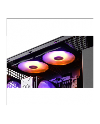 Deepcool zestaw wentylatorów 140mm CF 140 -2IN1 bezramkowe  RGBx2  kontroler