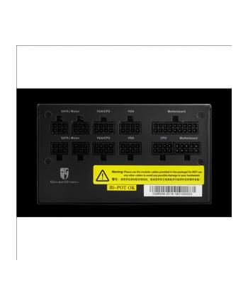 Deepcool zasilacz ATX DQ650-M  650W  certyfikat GOLD  100% modularny