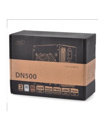 Deepcool zasilacz ATX DN500  500W  certyfikat BRONZE