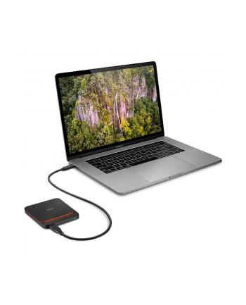 Dysk zewnętrzny LaCie Portable SSD 1TB USB-C