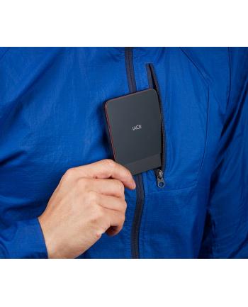 Dysk zewnętrzny LaCie Portable SSD 500GB USB-C