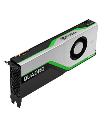 pny technologies europe PNY NVIDIA Quadro RTX 5000, 16GB GDDR6 (384 Bit), 4xDP, VirtualLink