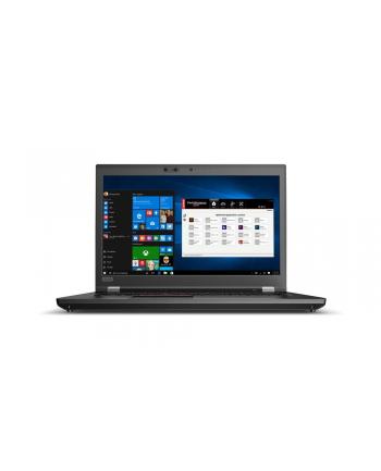 Lenovo P72 17.3'' UHD E-2176M 16GB 512SSD 1TB HDD P4200 8GB  W10P 3Y NBD