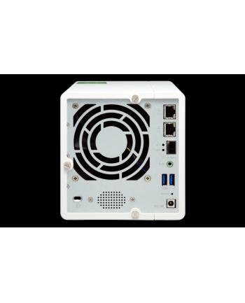 QNAP 3-Bay TurboNAS, ARM 4C 1,7 GHz, 4GB RAM, 2xGbE, 1x10Gb SFP+, 3xUSB 3.0