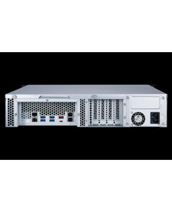 QNAP 8-Bay TurboNAS, AMD Ryzen 4C 3,1GHz, 4GB, 2xGbE LAN, 2x10Gb SFP+, w/o rails