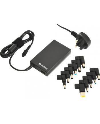 Sandberg ładowarka sieciowa do laptopa Mini 100W UK