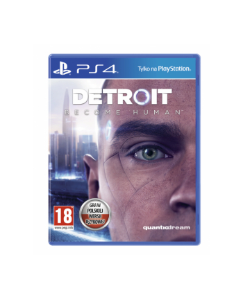 sony PS4 Detroit: Become Human PL