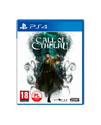 cd projekt Gra PS4 Call of Cthuluh
