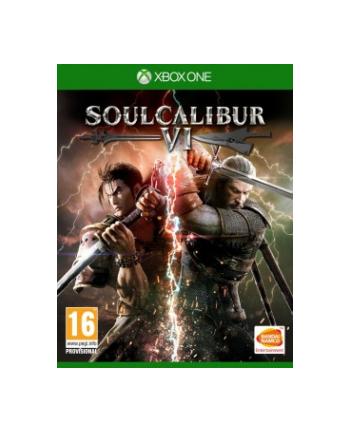 cenega Gra Xbox One Soul Calibur 6