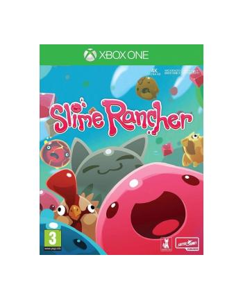 cd projekt Gra Xbox One Slime Rancher