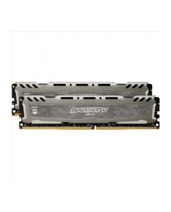 Crucial Ballistix Sport LT Gray 32GB Kit (2 x 16GB) DDR4-3000 UDIMM