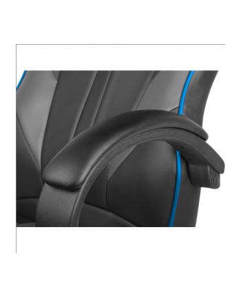 natec Fotel dla graczy Fury Avenger M czarno-niebieski