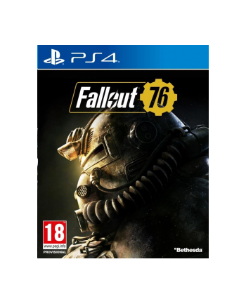 cenega Gra PS4 Fallout 76