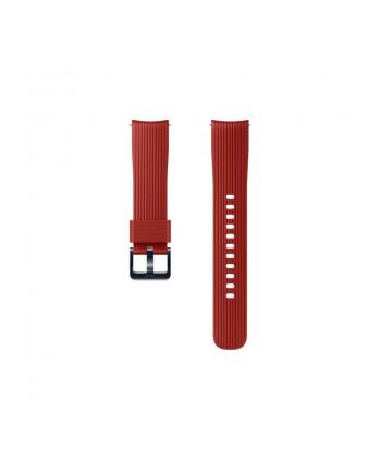 samsung Pasek Czerwony Galaxy Watch (20mm)