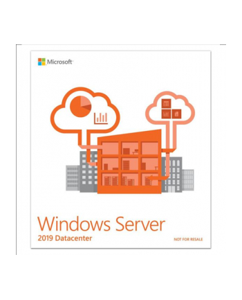 microsoft OEM Windows Server Datacenter 2019 ENG x64 16Core DVD P71-09023