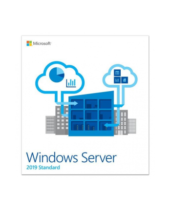 microsoft OEM Windows Server Standard 2019 PL  4Cr NoMedia/NoKey (POSonly) AddLic.P73-07914