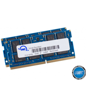 owc Pamięć SO-DIMM DDR4 2x16GB 2666MHz Apple Qualified