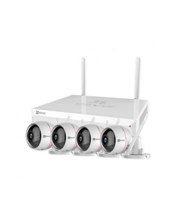 ezviz Zestaw monitoringu 4 x Husky Air Full HD & 1 x ezNVR (Vault Life) CS-X5C-4EU/1T